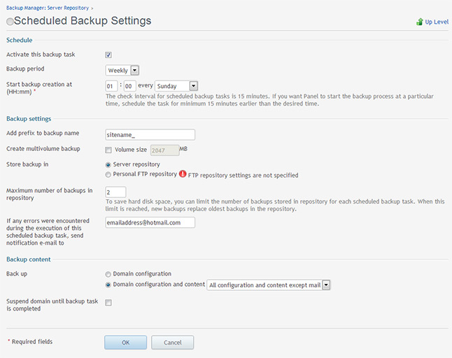 backup-manager-scheduled-settings