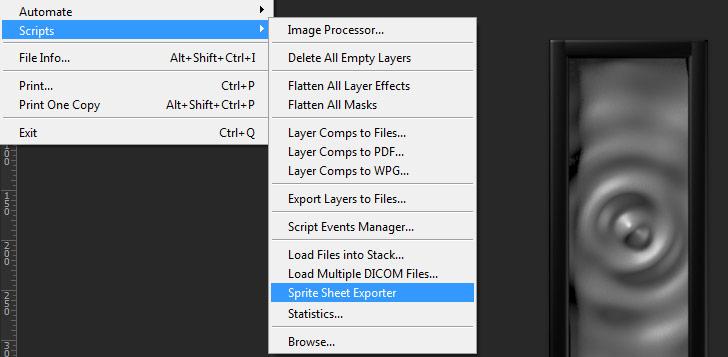Sprite Sheet Exporter